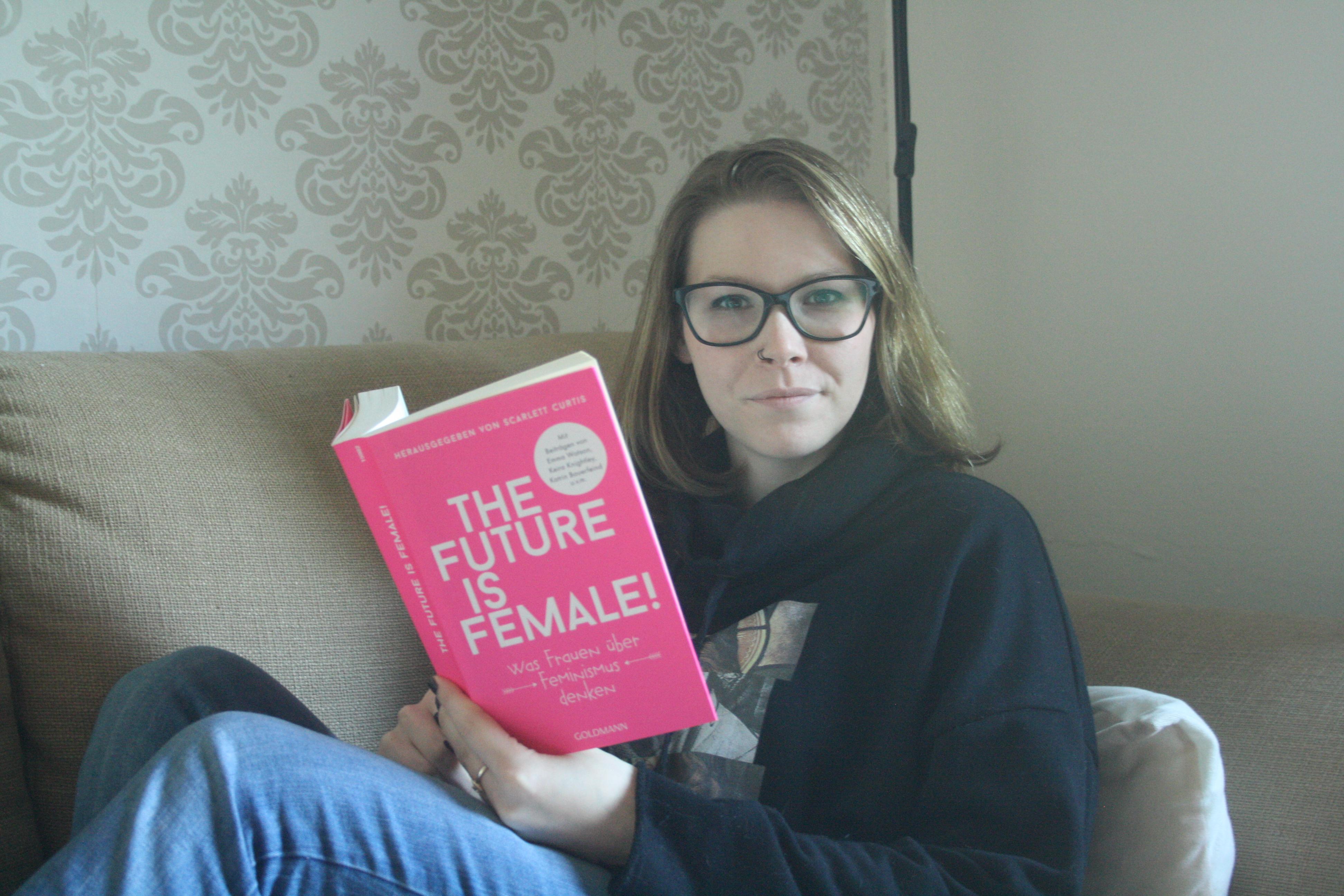 Kathi Grelck über das Buch The Future is Female von Scarlett Curtis