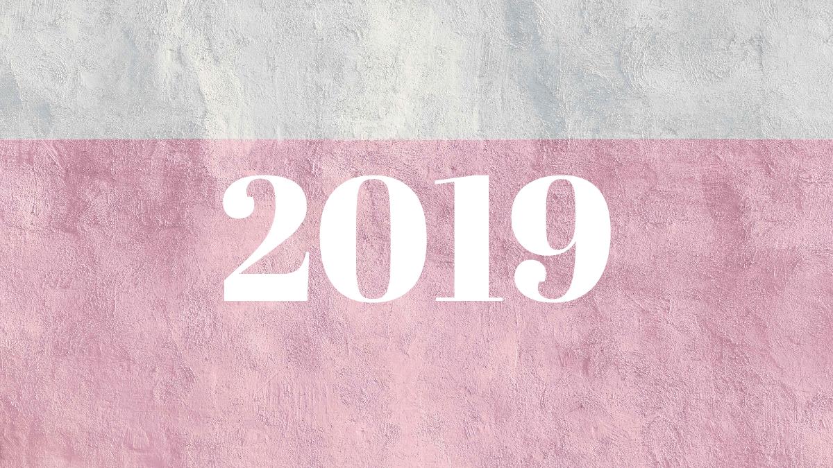 meine worte des Jahres 2019