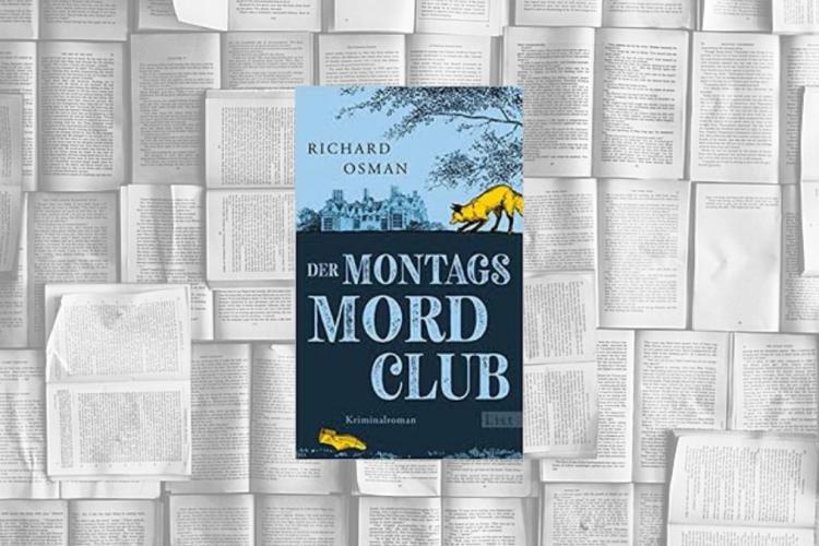 Rezension zu Richard Osmans Debütroman Der Montagsmordclub