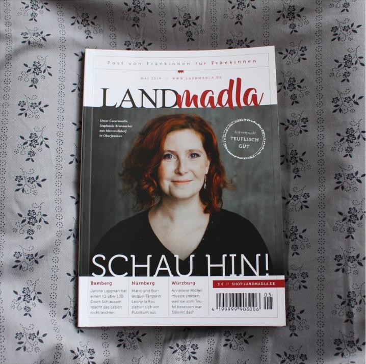 Landmadla Magazin